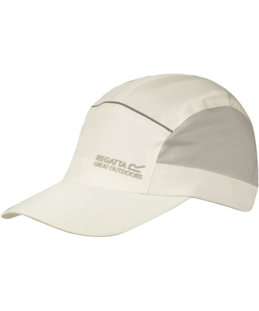 Image for Regatta Boys Extended Reflective Polyester Baseball Cap Hat