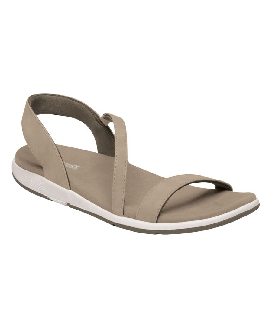 Image for Regatta Womens Santa Louisa Slingback Strappy Summer Sandals