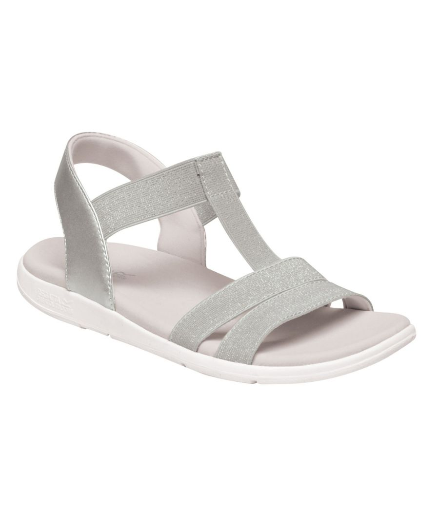 Image for Regatta Womens Santa Maria Slingback Strappy Summer Sandals