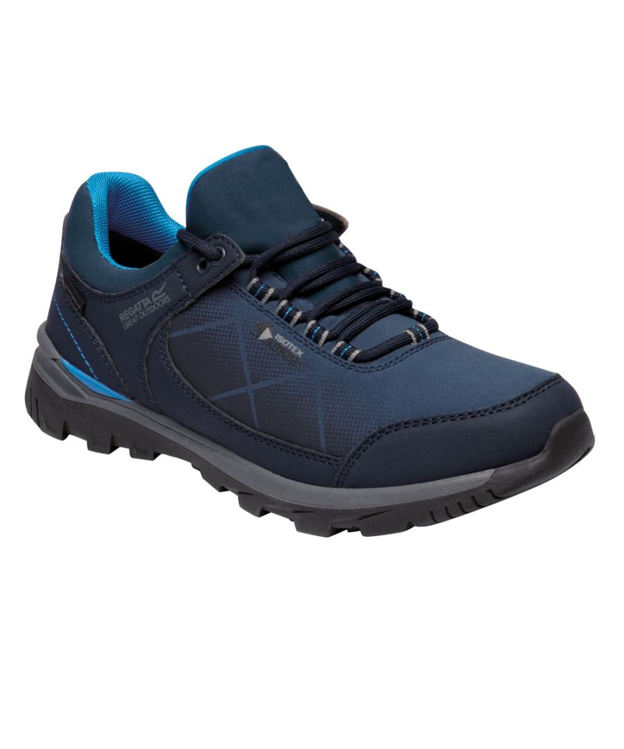 Image for Regatta Womens Highton STR Waterproof Light Walking Shoes