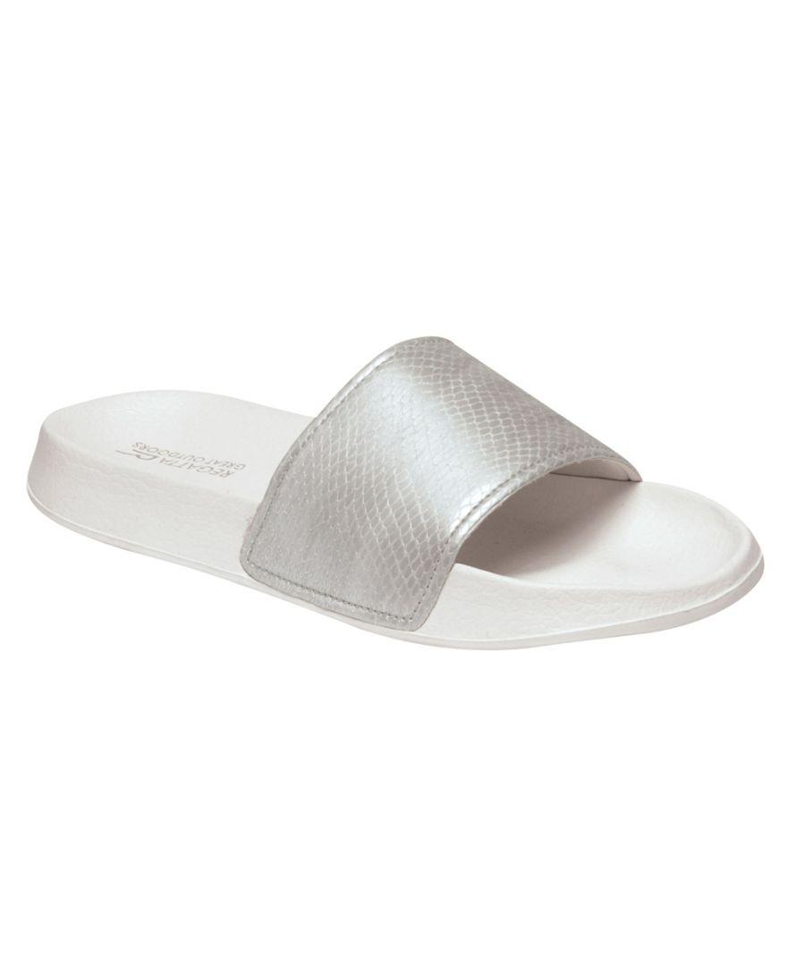 Image for Regatta Womens Shift Lightweight Cushioned Slider Sandals
