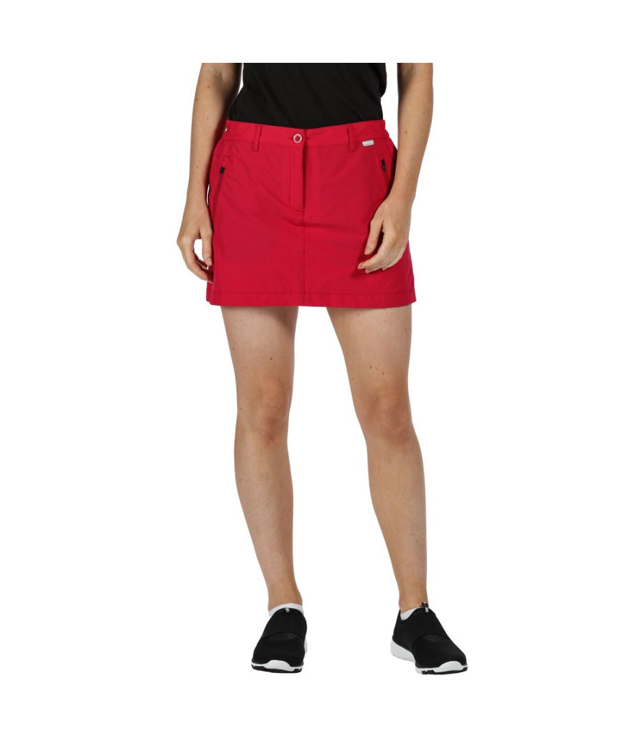 Image for Regatta Womens Highton Active Stretch Durable Walking Skort