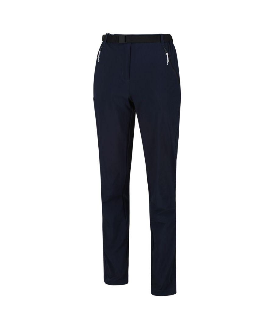 Image for Regatta Womens Xert Stretch III Durable Walking Trousers