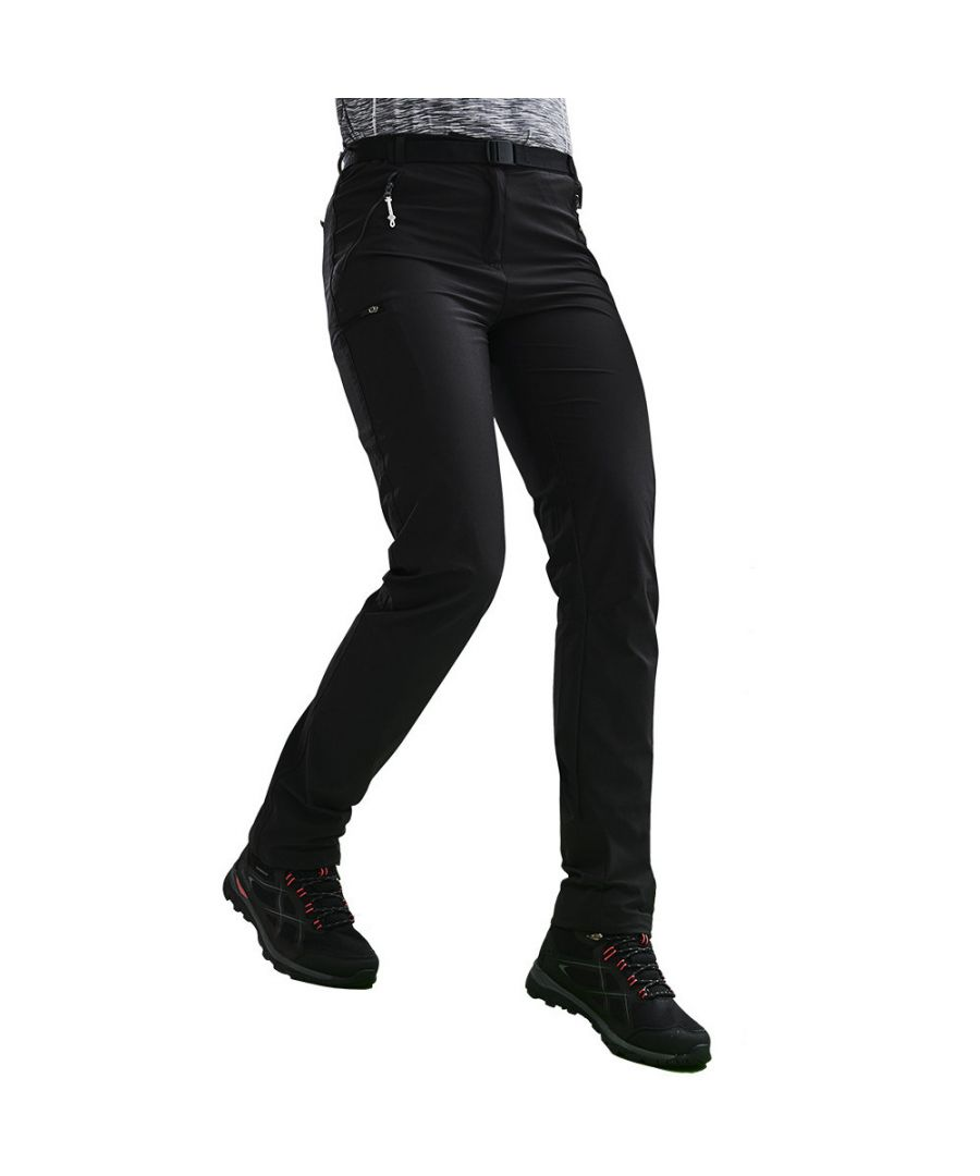 Image for Regatta Womens Xert Stretch III Durable Walking Trousers