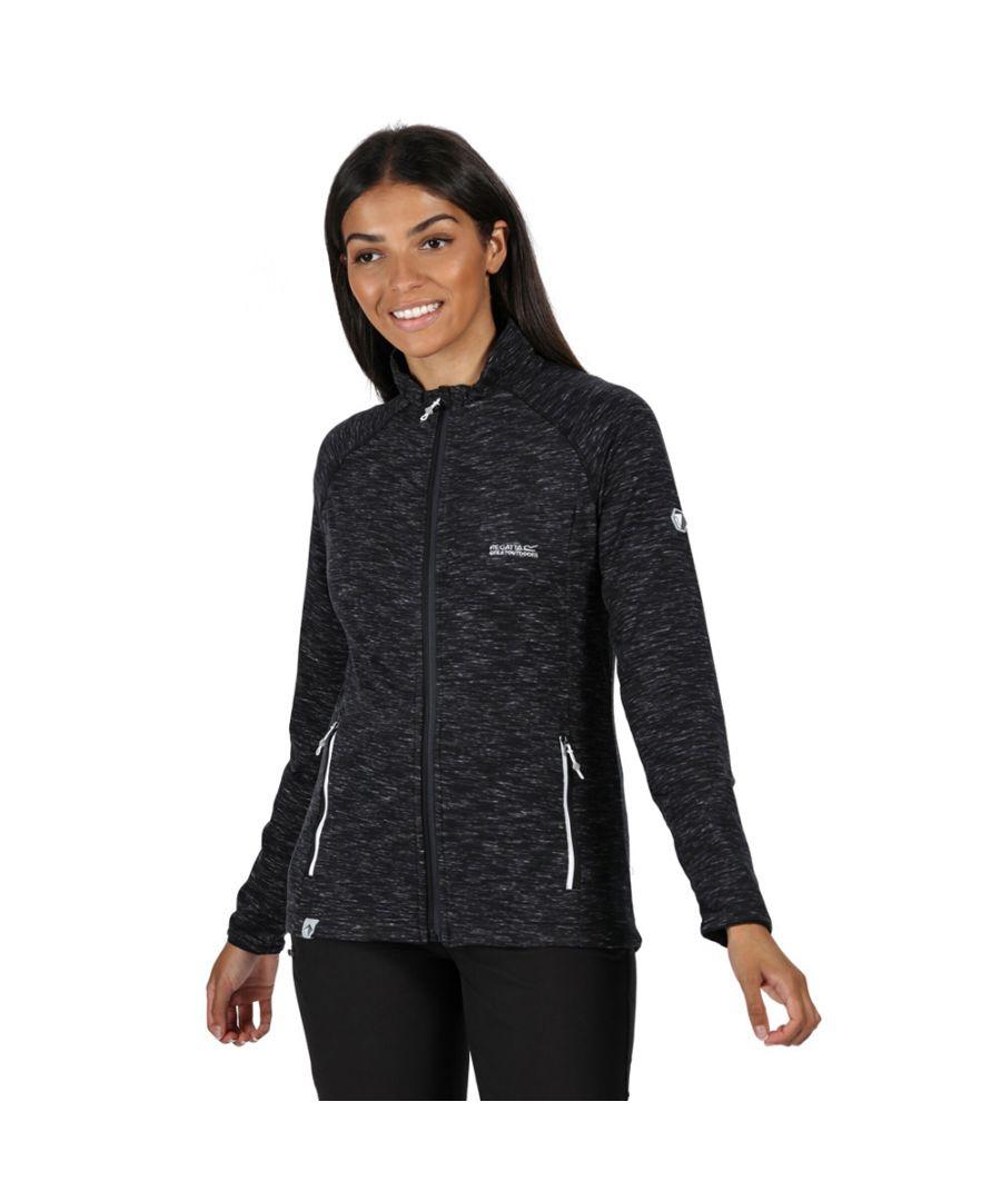 Image for Regatta Womens Harty III Full Zip Casual Softshell Coat