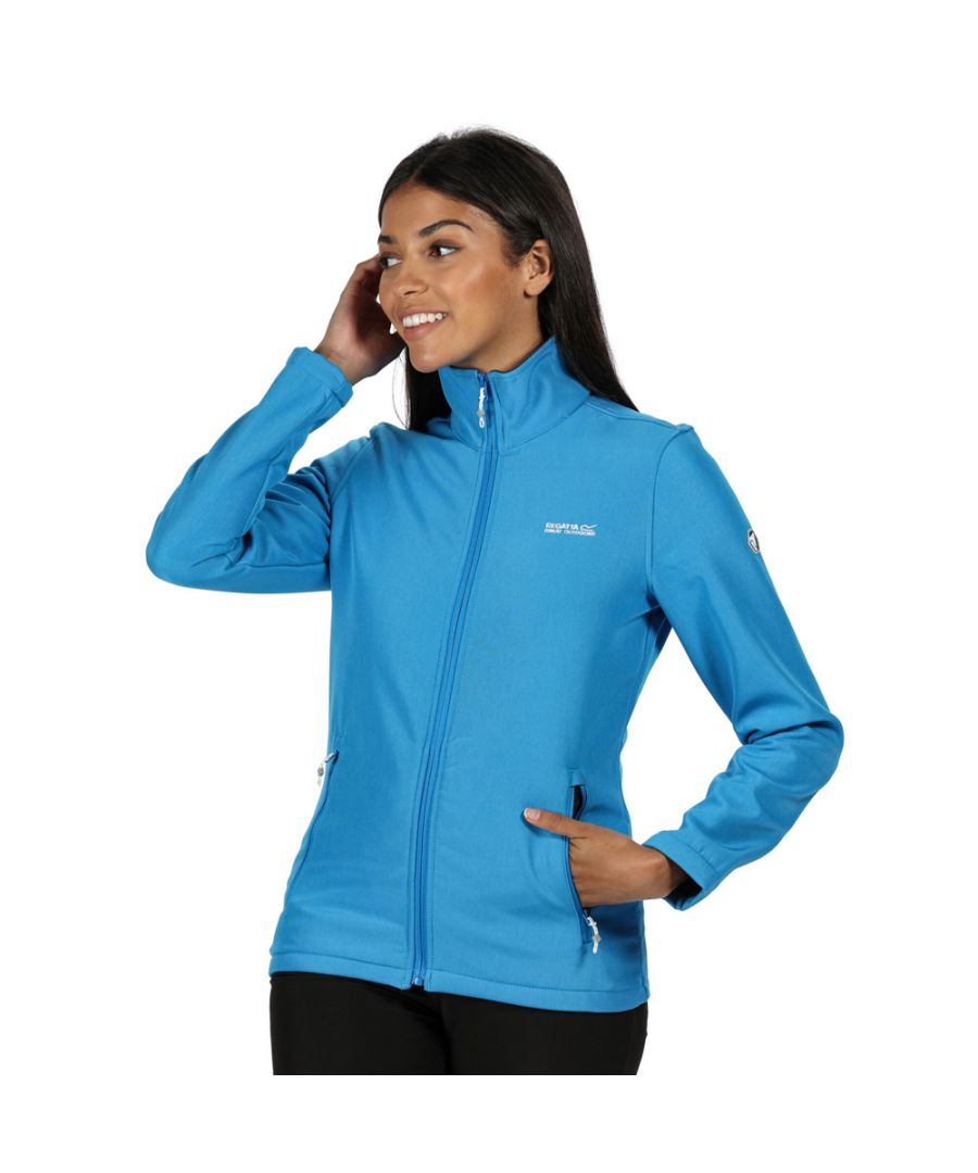 Image for Regatta Womens Connie IV Water Repellent Softshell Coat