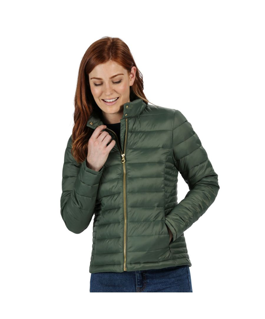 Image for Regatta Womens Karenna Water Repellent Insulated Padded Coat