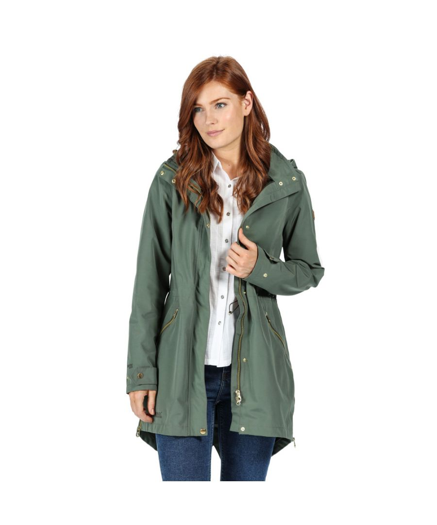 Image for Regatta Womens Alerie Waterproof Breathable Parka Coat