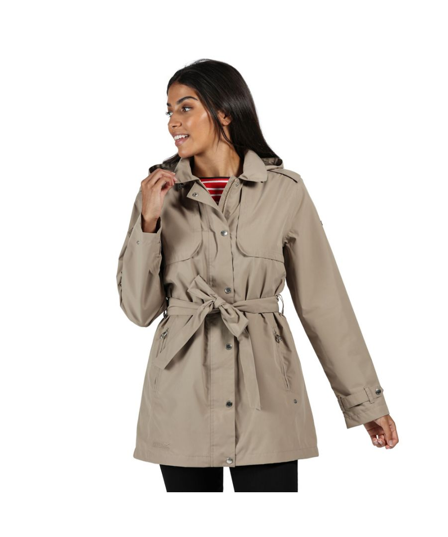 Image for Regatta Womens Garbo Waterproof Breathable Durable Coat