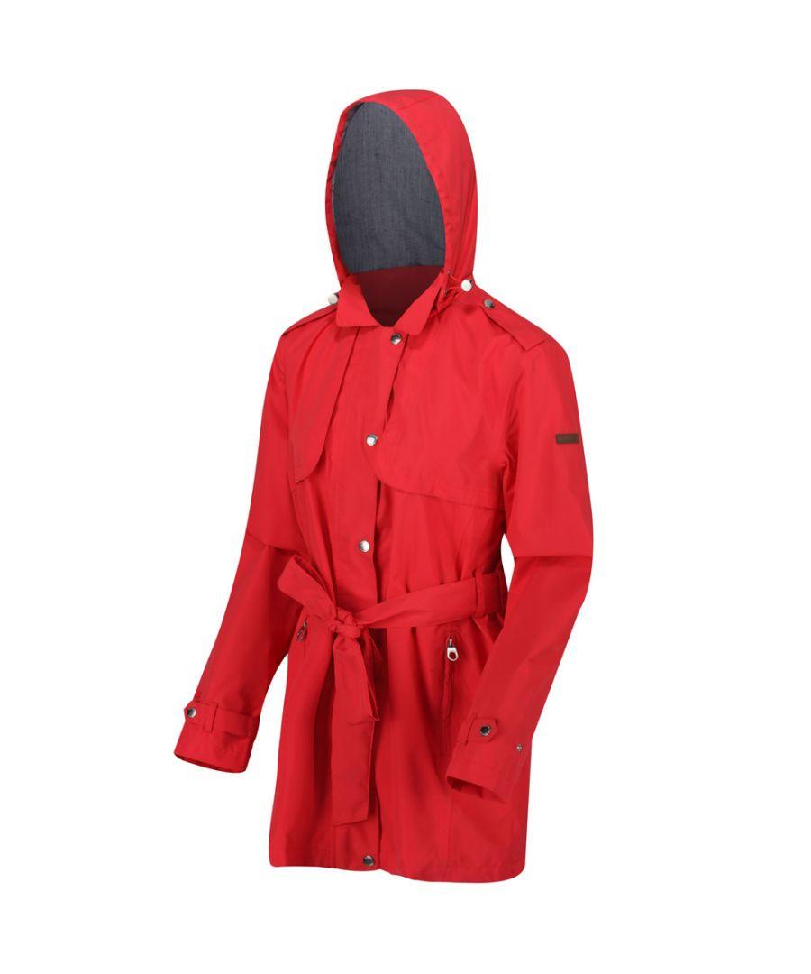 Image for Regatta Womens Garbo Waterproof Breathable Durable Coat
