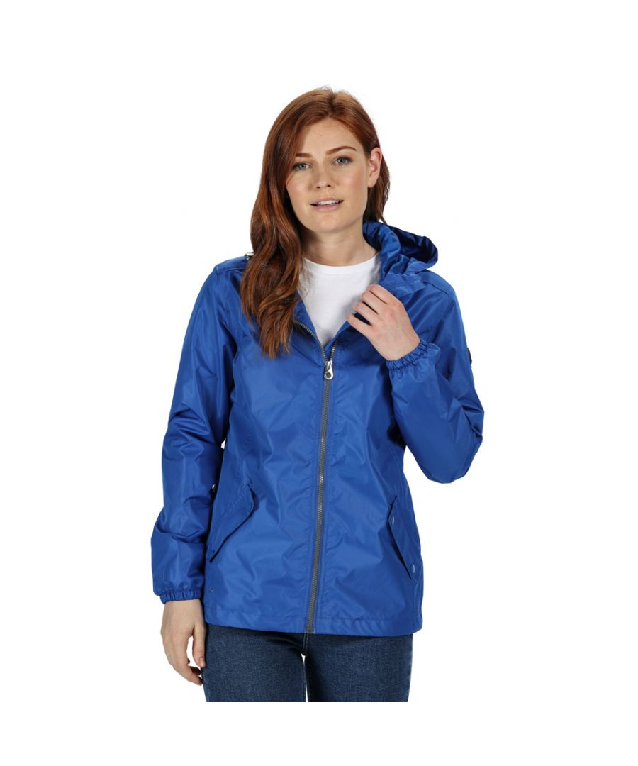 Image for Regatta Womens Lilibeth Waterproof Hooded Durable Coat