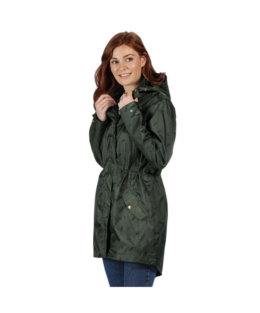 Image for Regatta Womens Tanisha Waterproof Breathable Durable Coat