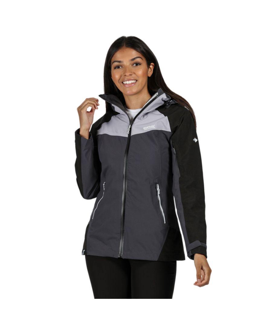 Image for Regatta Womens Oklahoma V Waterproof Breathable Durable Coat