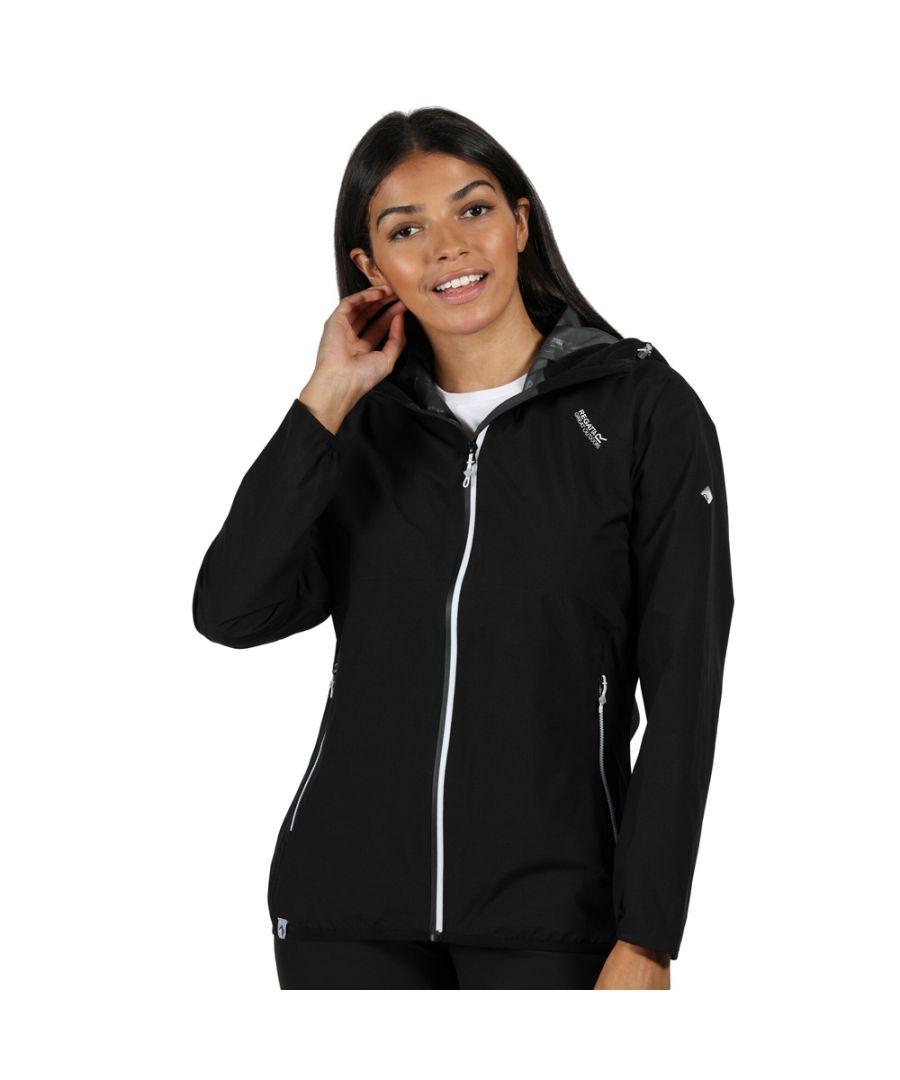 Image for Regatta Womens Imber III Waterproof Lightweight Durable Coat