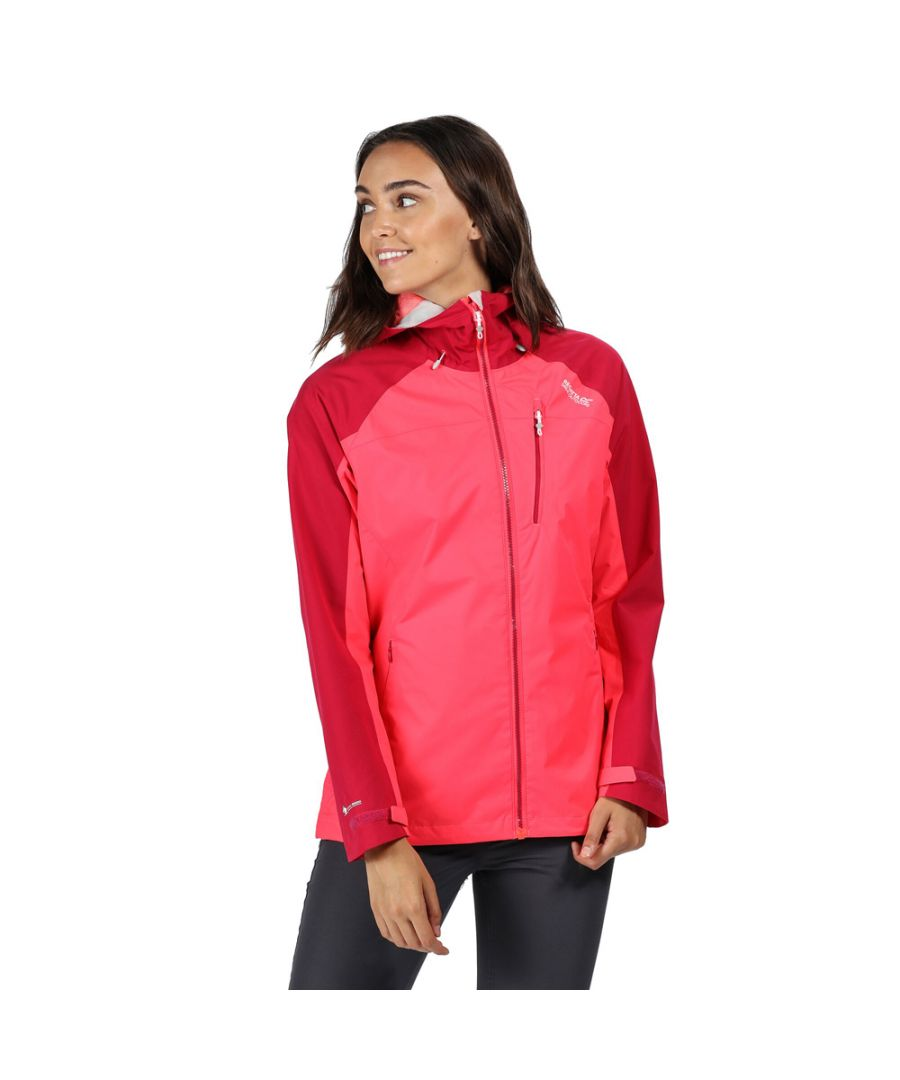 Image for Regatta Womens Highton Stretch Waterproof Durable Coat