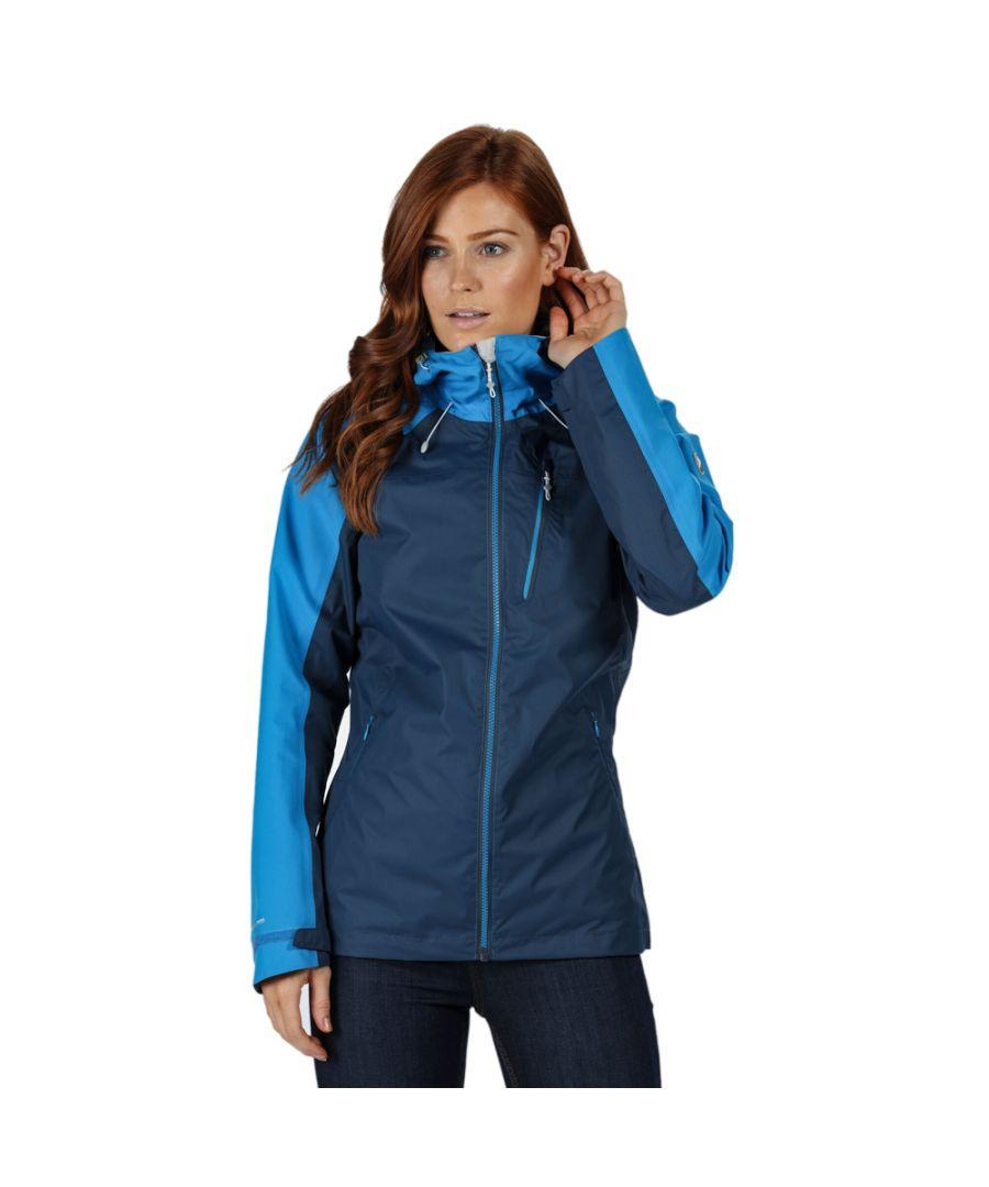Image for Regatta Womens Highton Stretch Waterproof Durable Coat