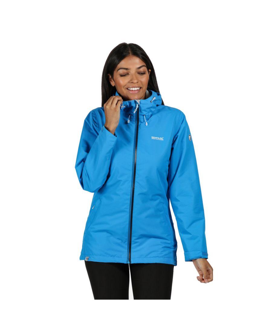 Image for Regatta Women's Hamara III Waterproof Breathable Durable Coat