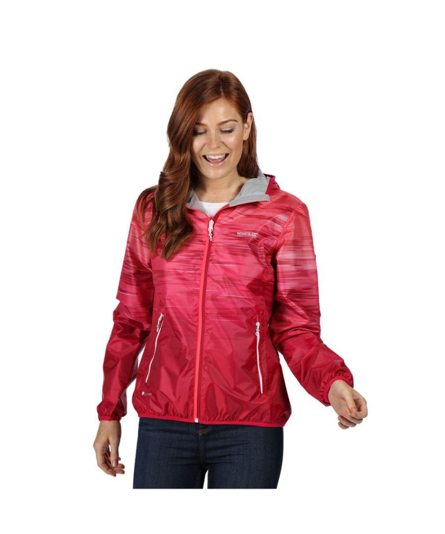 Image for Regatta Womens Leera IV Waterproof Lightweight Durable Coat