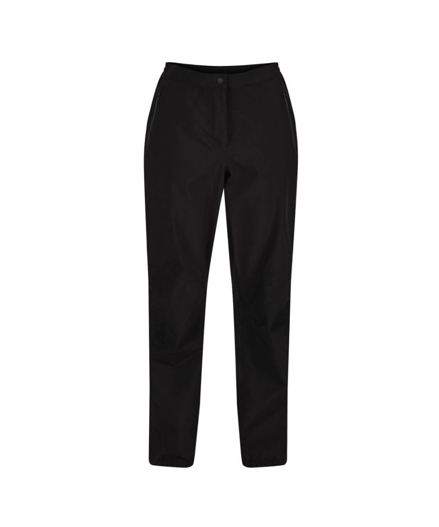 Image for Regatta Womens Highton Adjustable Walking Over Trousers