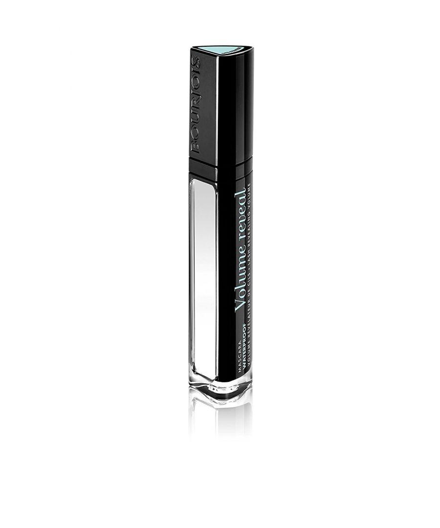 Image for Bourjois Paris Volume Reveal 7.5ml Mascara - 23 Waterproof Black