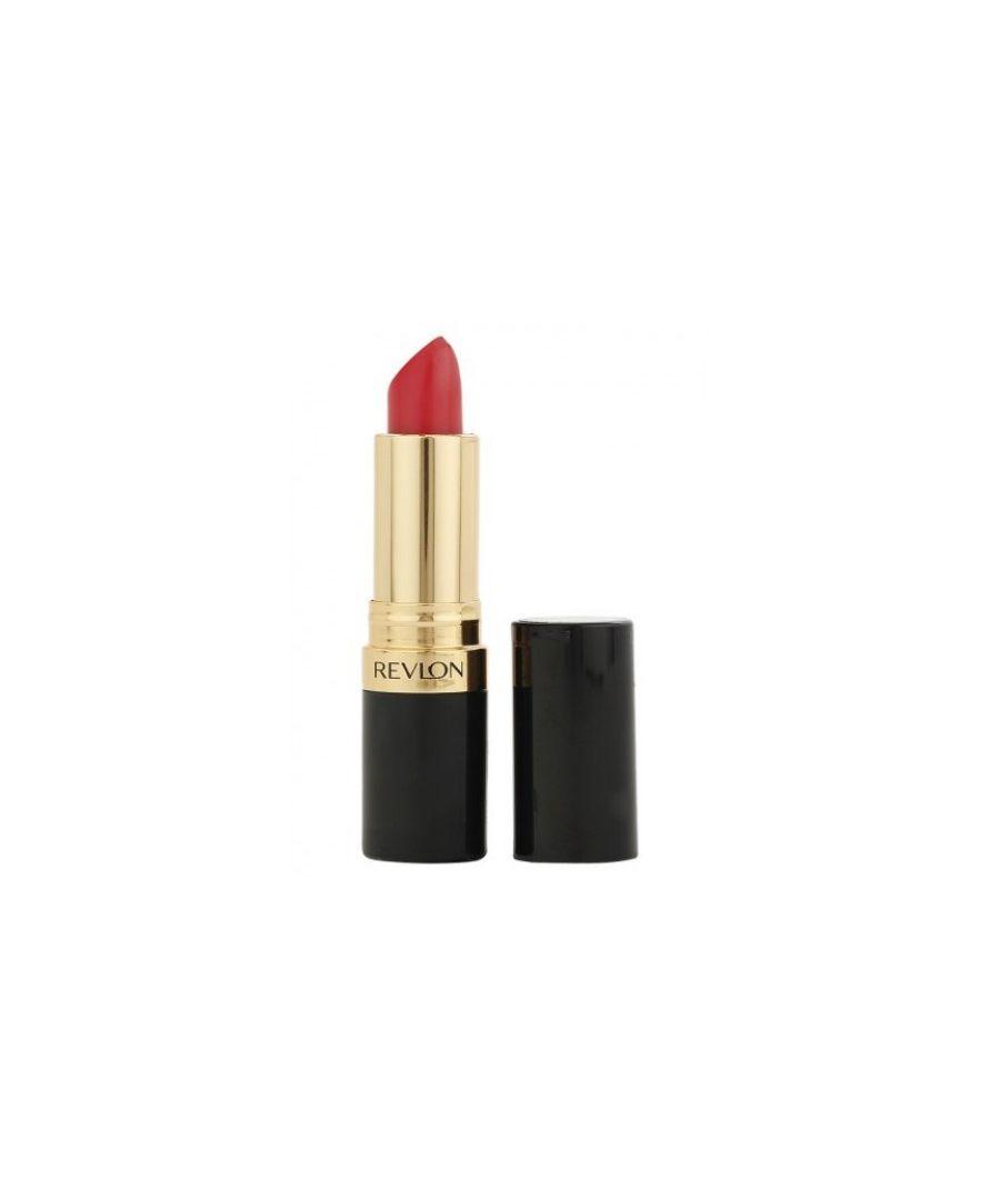 Image for Revlon Super Lustrous Lipstick 4.2g - 810 Pink Sizzle