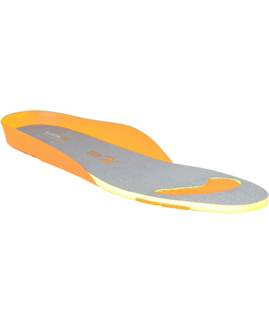 Image for Regatta Mens Comfort Hiking Walking Footbed Insole