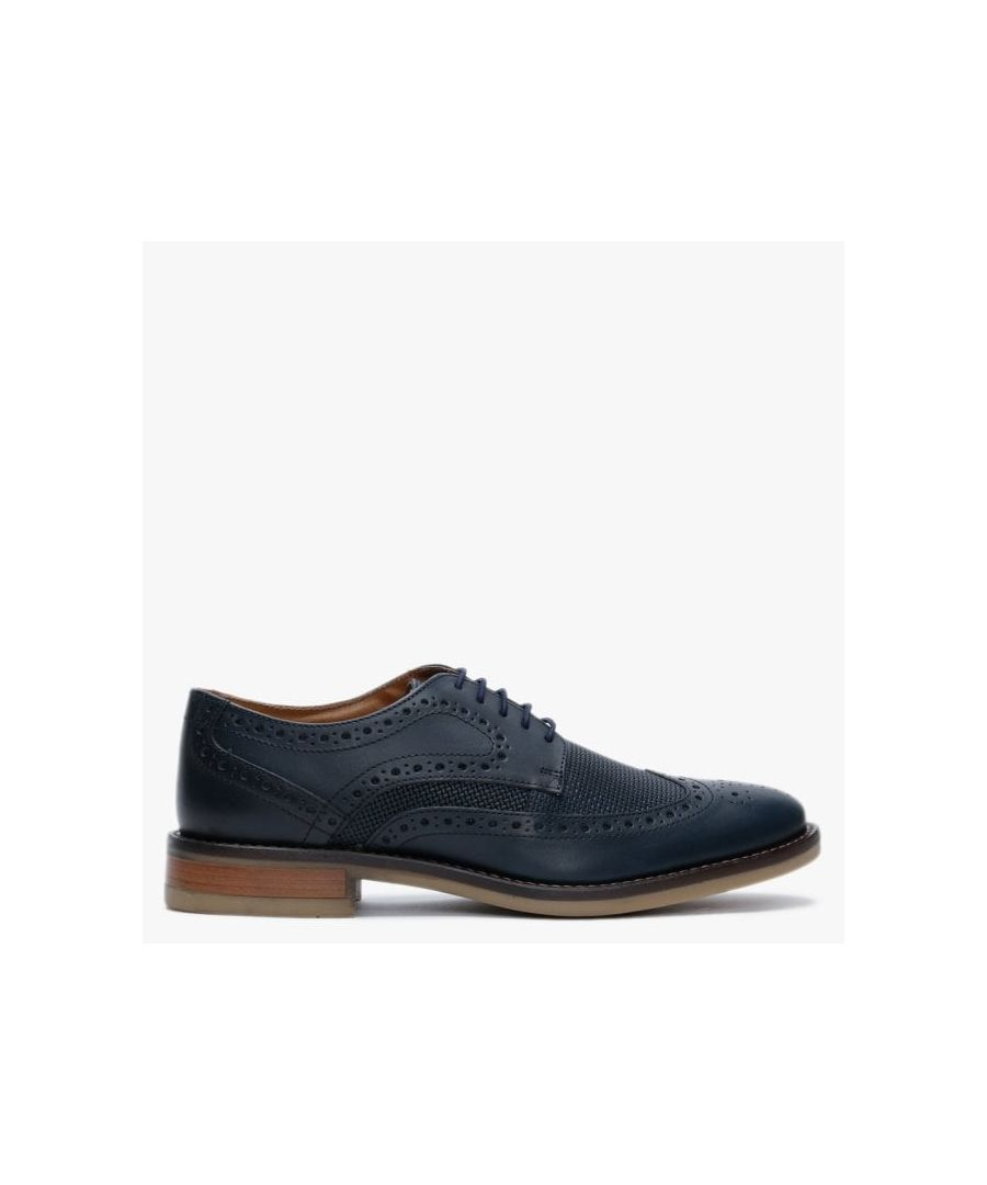 Image for Richman Leather Lace Up Brogues