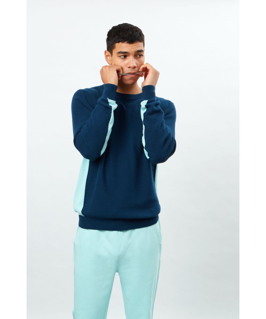 Image for Long Sleeve Crew Neck Knit