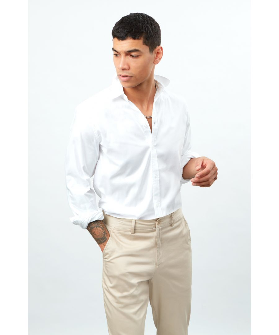 Image for Solid Long Sleeve Shirt