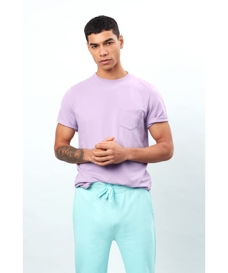 Image for Short Sleeve Crew Neck Pique T-Shirt