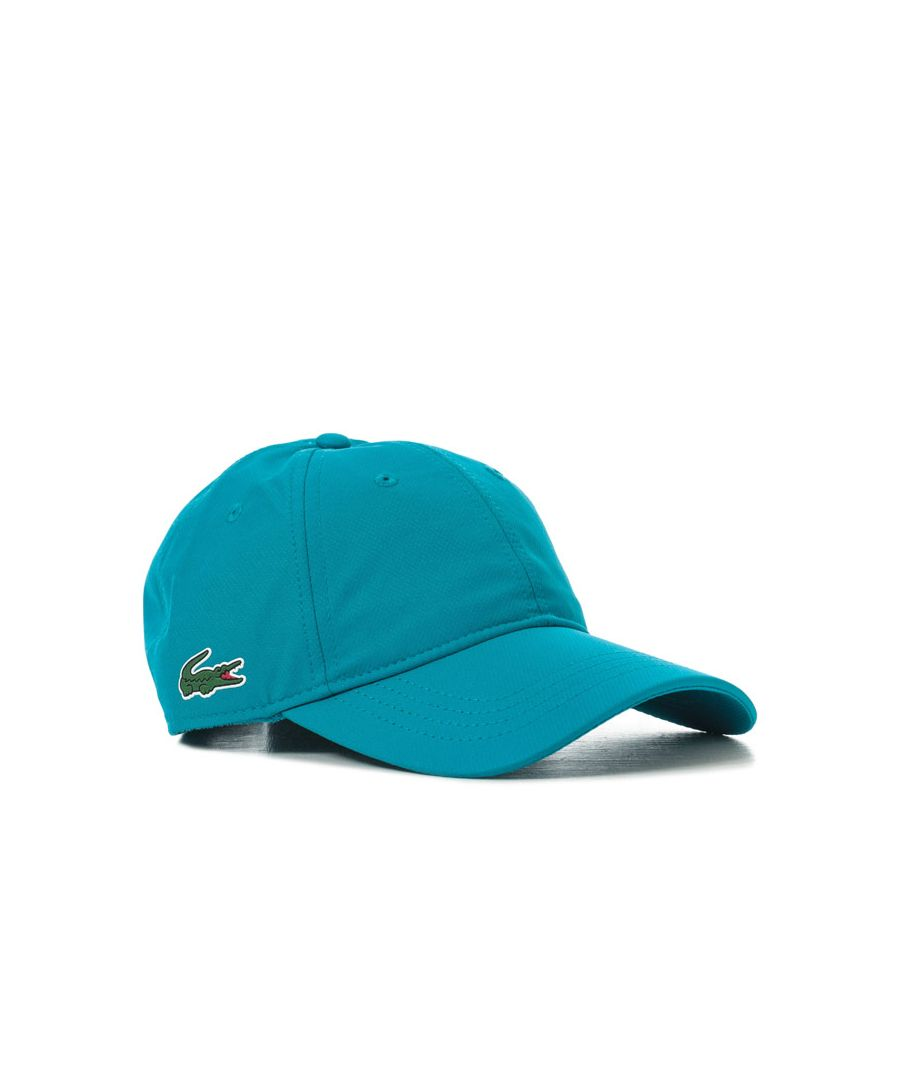 Image for Accessories Lacoste Baseball Cap in Turquoise