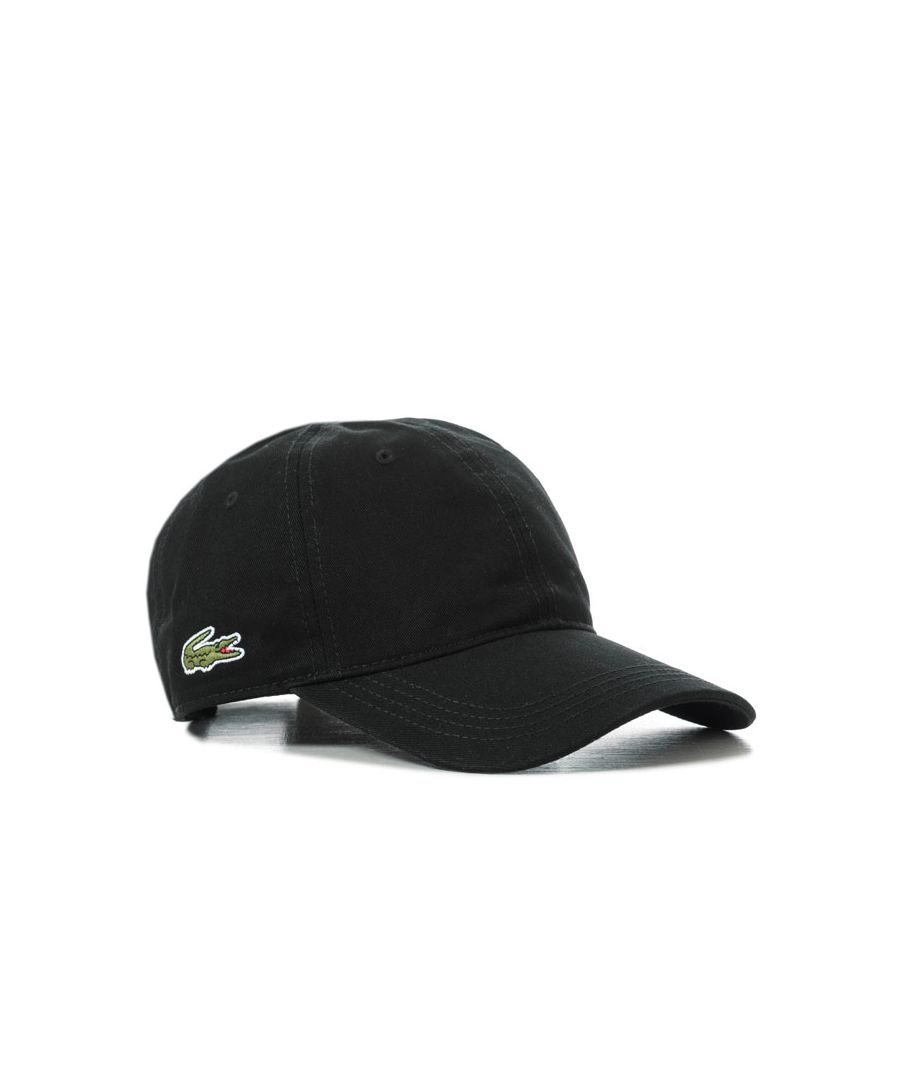 Image for Accessories Lacoste Baseball Cap in Black