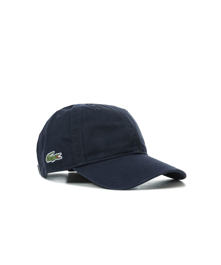 Image for Accessories Lacoste Baseball Cap in Blue