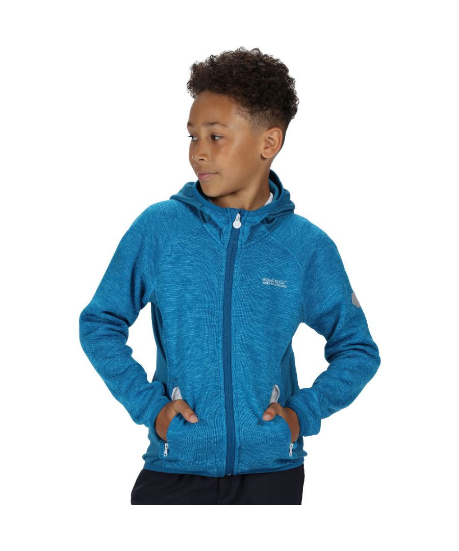 Image for Regatta Boys & Girls Dissolver II Polyester Fleece Jacket