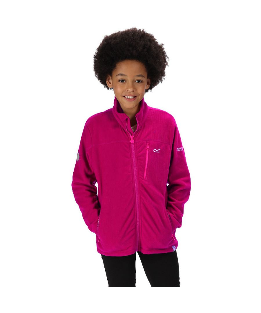 Image for Regatta Boys Marlin VI Adjustable Walking Fleece Jacket