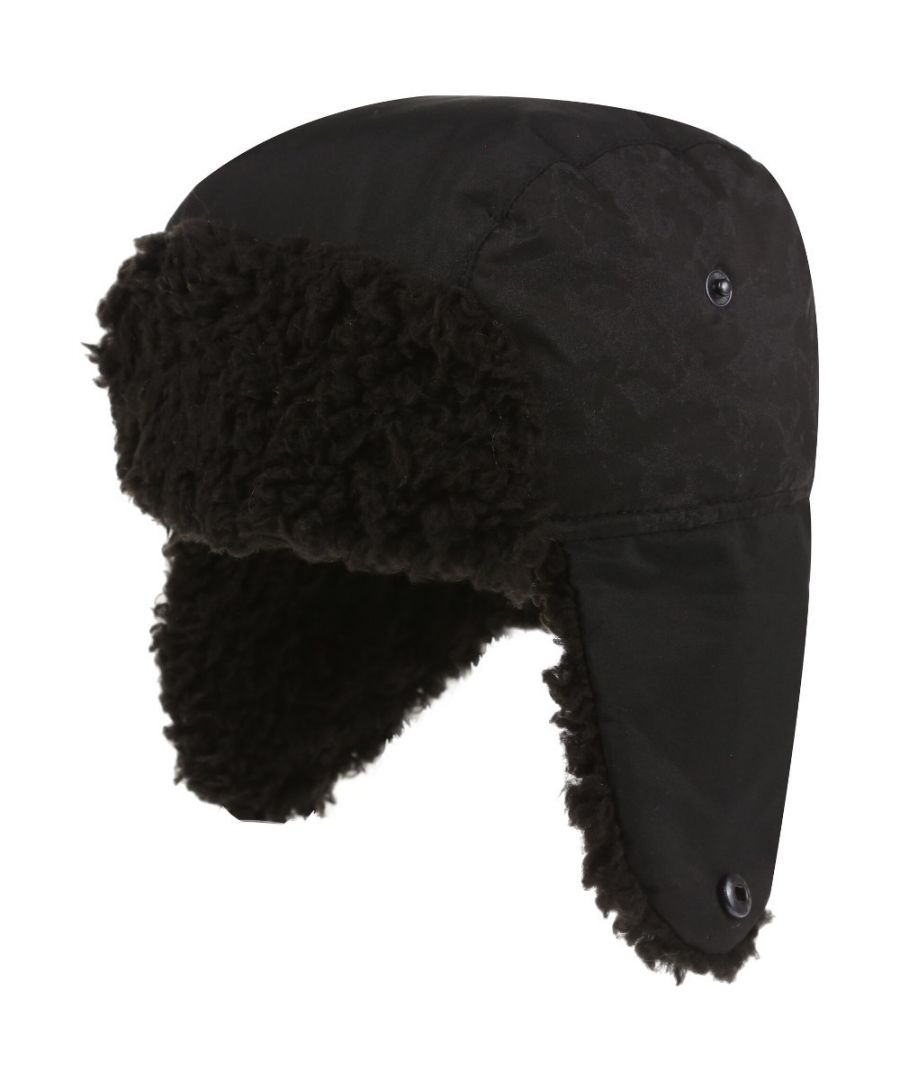 Image for Regatta Boys Tavis II Trapper Waterproof Winter Hat