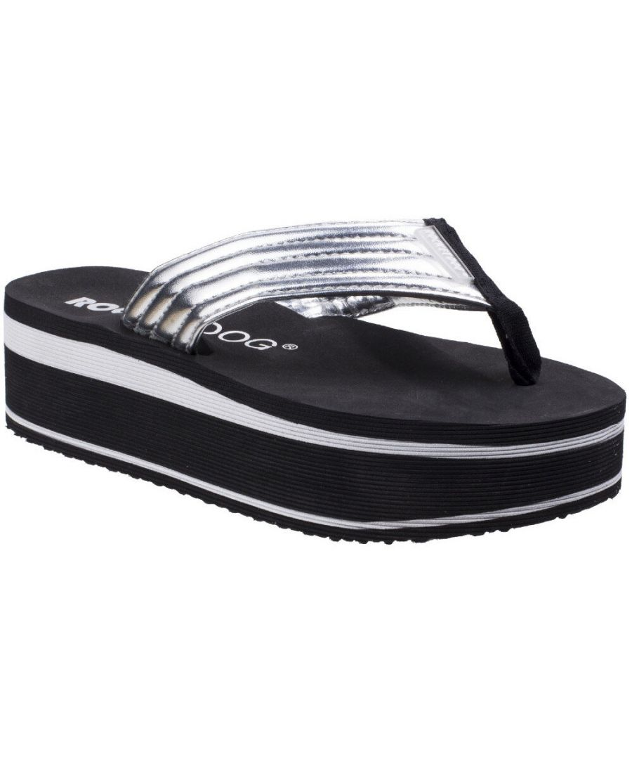 Image for Rocket Dog  Womens/Ladies Jimmies Little Gem Light Platform Flip Flops