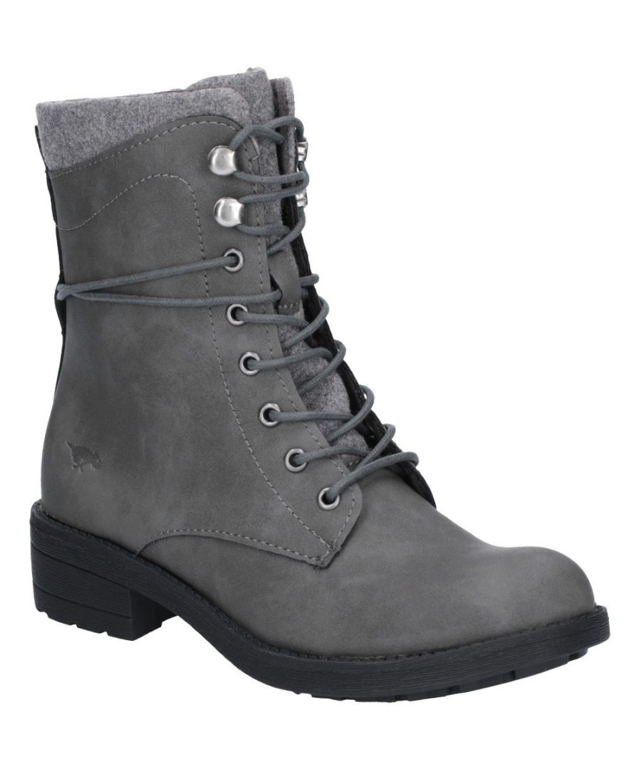 Image for Rocket Dog Womens Tayte Lace & Zip Up Eyelet Ankle Boots