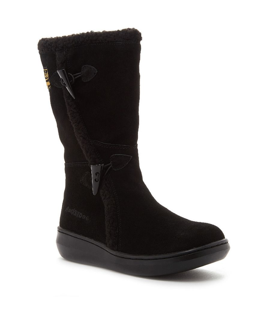 Image for Rocket Dog Womens Slope Mid Calf Warm Lined Winter Boots