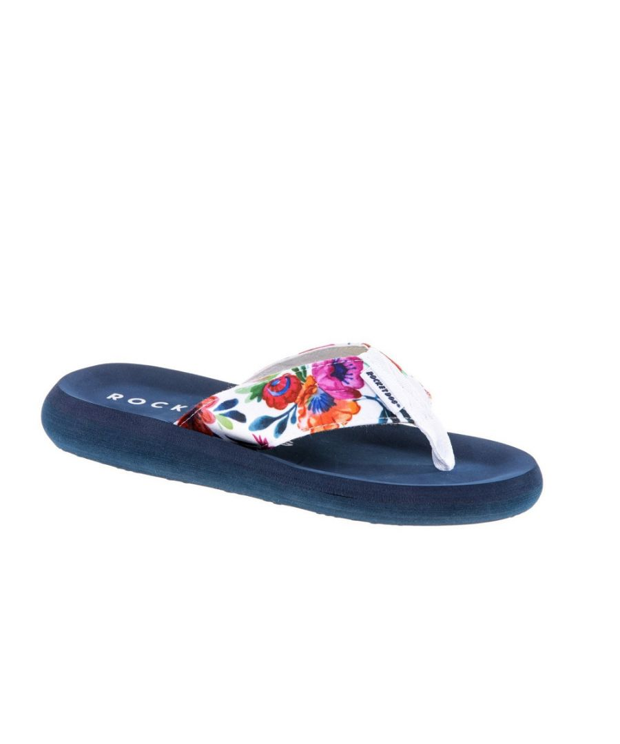 Image for Rocket Dog Womens Spotlight Winny Slip On Summer Flip Flops