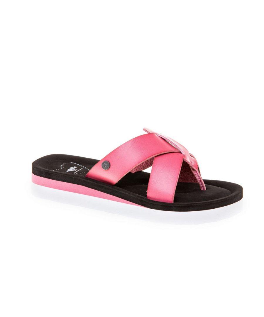 Image for Rocket Dog Womens Wilmer Burn Slip On Summer Slider Sandals