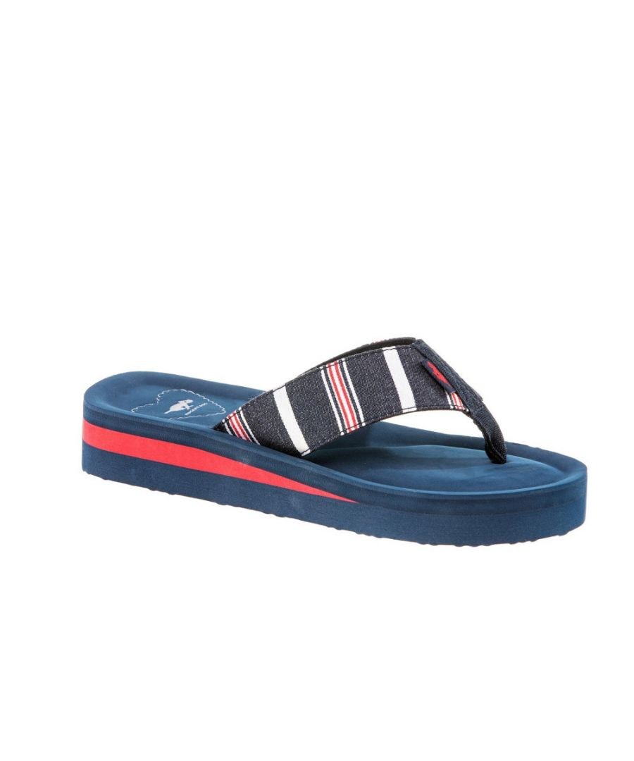 Image for Rocket Dog Womens Winner Elgin Slip On Summer Flip Flops