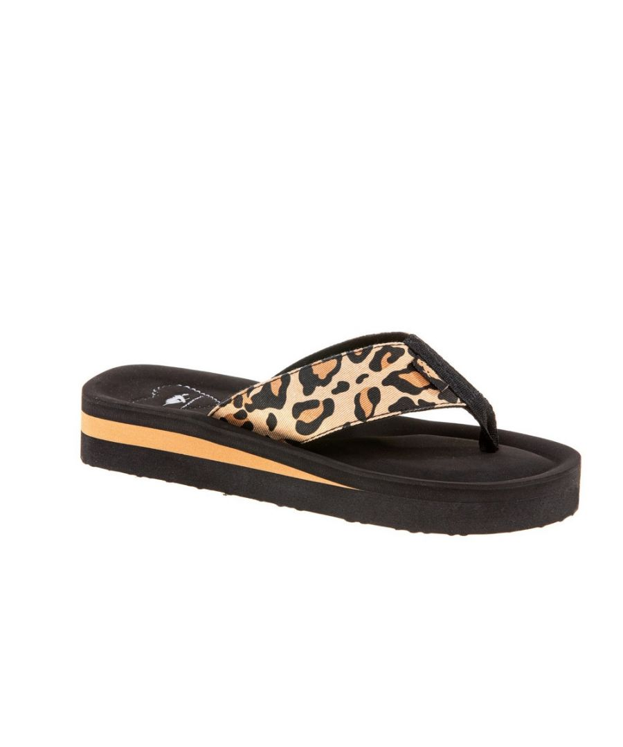 Image for Rocket Dog Womens Winner Kenya Slip On Summer Flip Flops