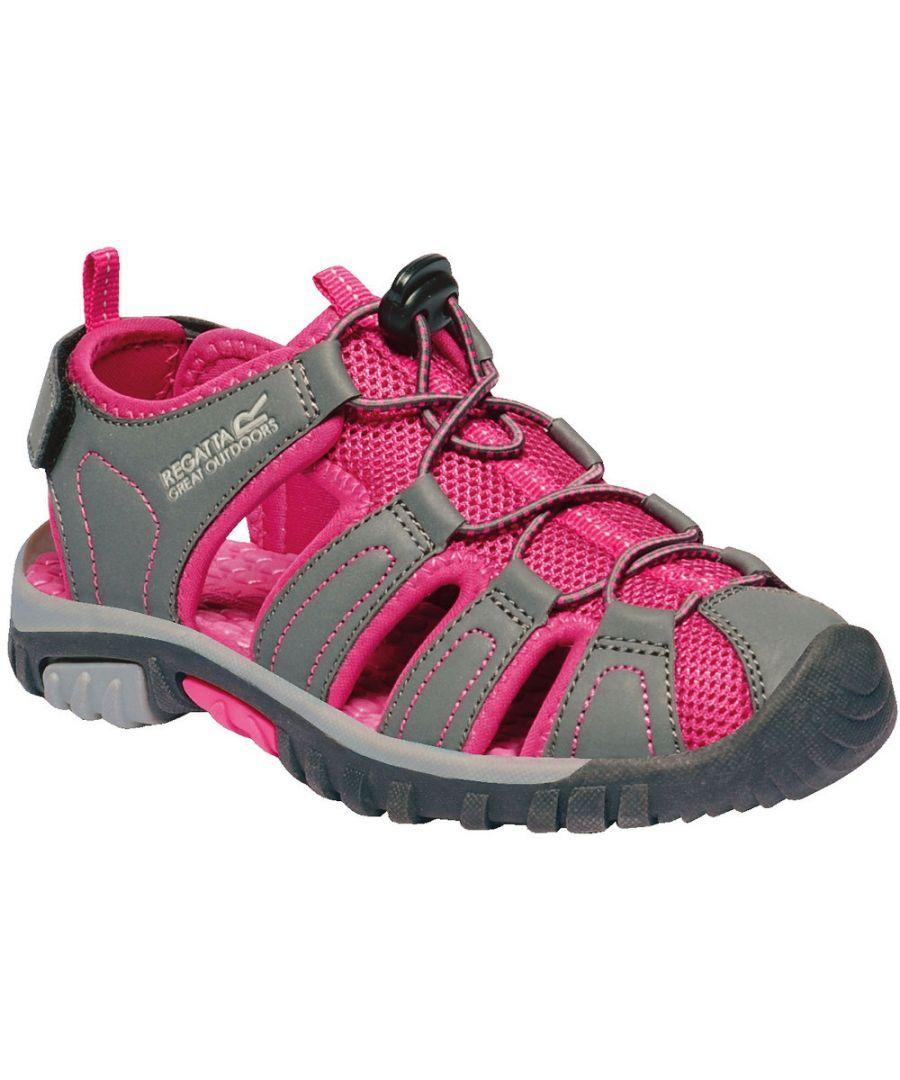 Image for Regatta Boys & Girls Westshore Breathable Walking Sandals