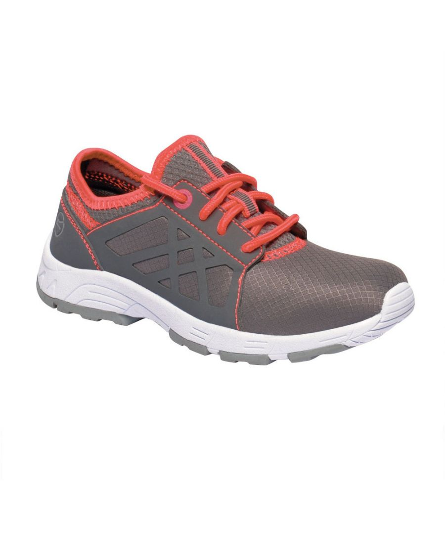 Image for Regatta Boys & Girls Marine Sport Jnr II Lace Up Trainers