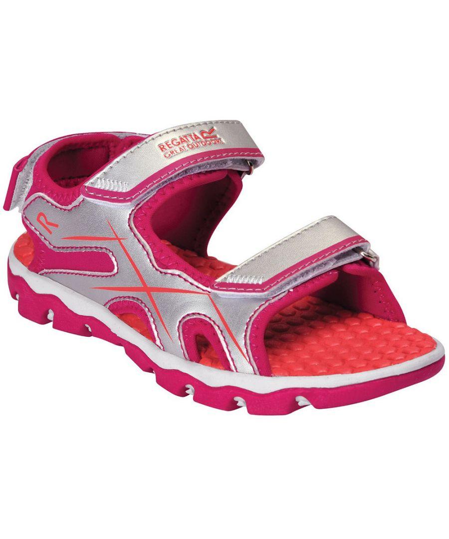 Image for Regatta Boys & Girls Kota Drift Lightweight Walking Sandals