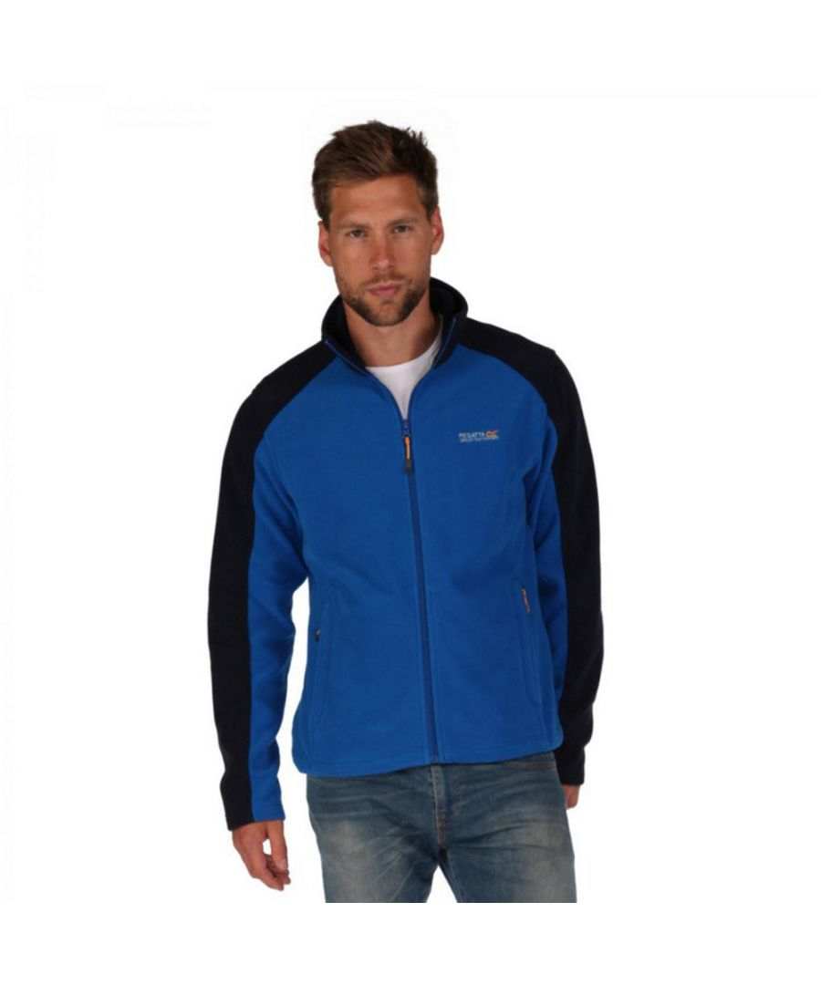 Image for Regatta Mens Hedman II Thick Warm Fleece Jacket