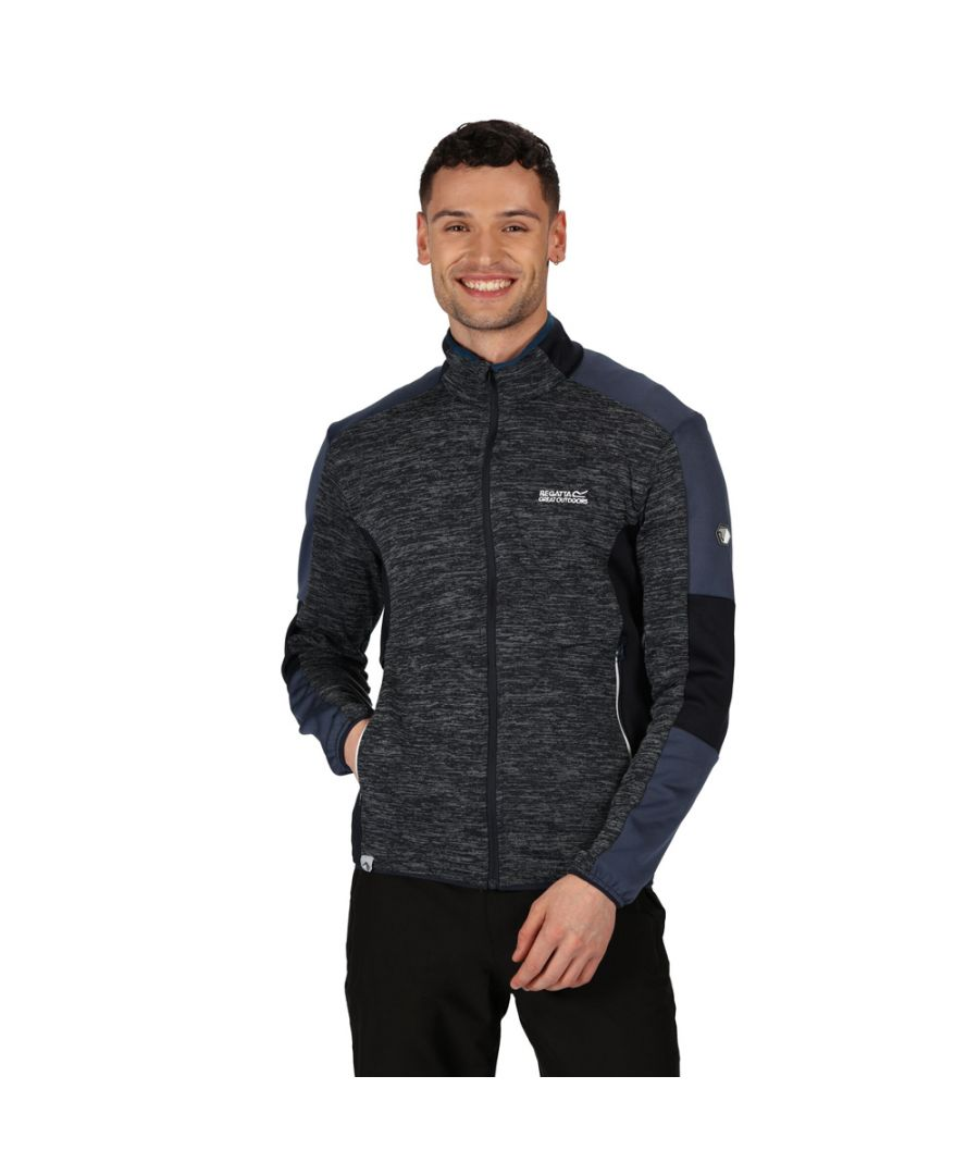 Image for Regatta Mens Coladane Fleece Jacket