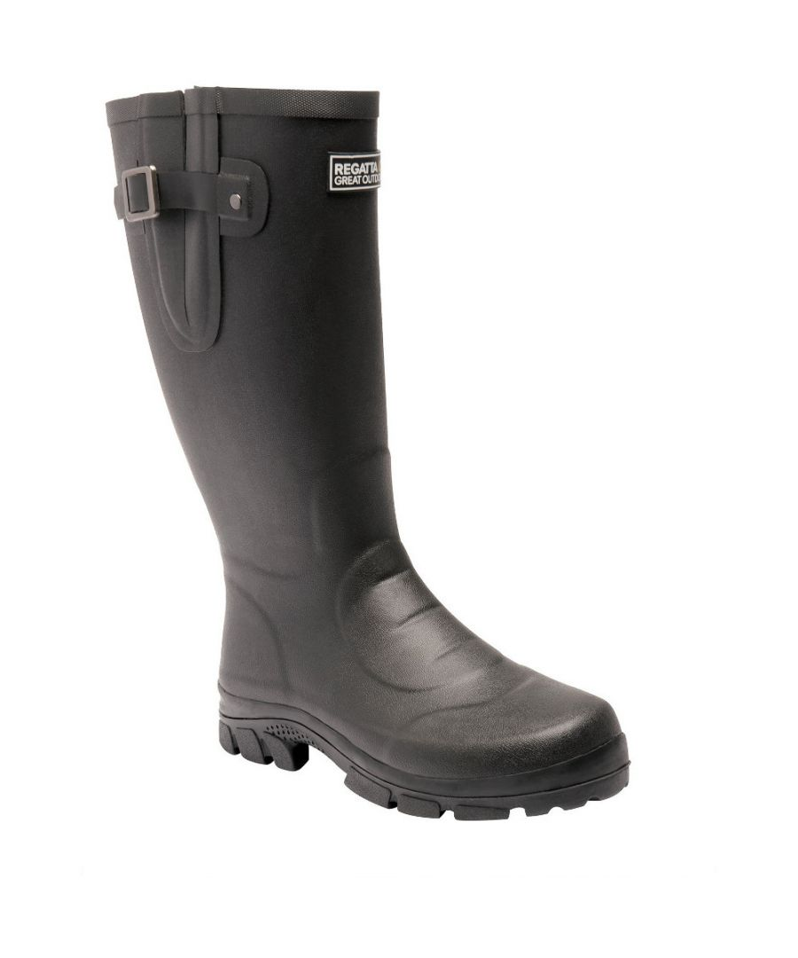 Image for Regatta Mens Rivington Tall Durable Weather Protect Wellington Boots