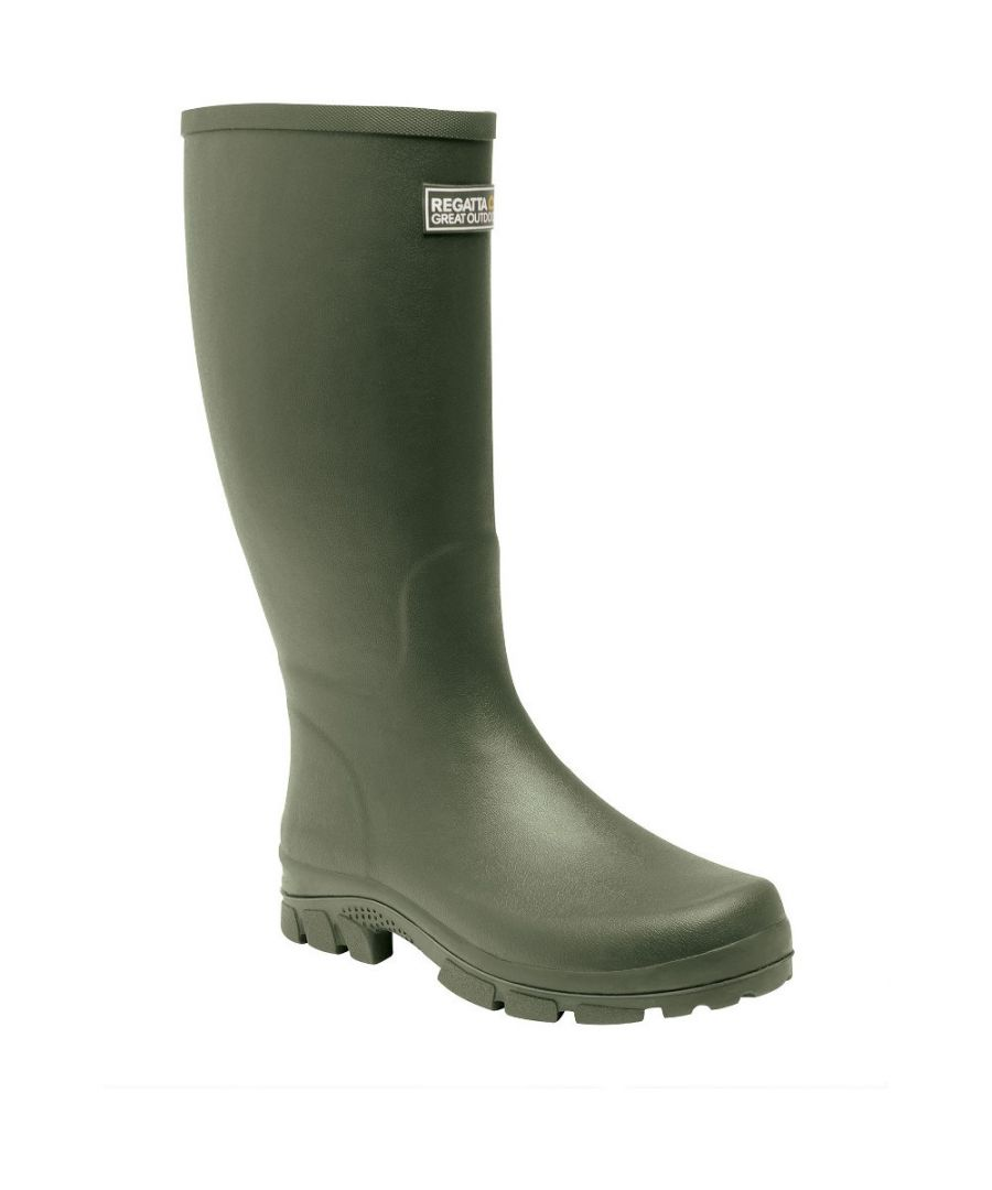 Image for Regatta Mens Mumford II Tall Durable Weather Protect Wellington Boots
